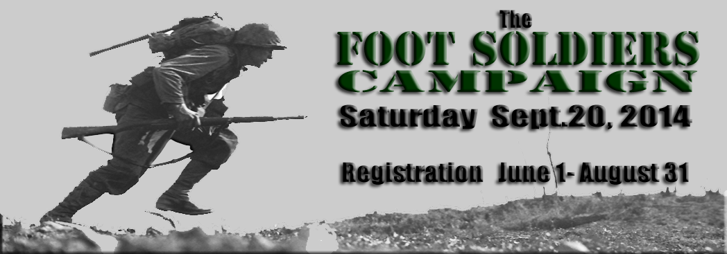 The Foot Soldiers Campaign